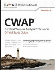 CWAP Certified Wireless Analysis Professional Official Study Guide: Exam PW0-270