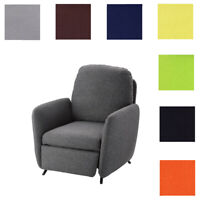 Custom Made Cover Fits IKEA Ekolsund Recliner, Replace Armchair Cover