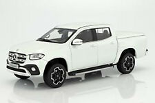 Norev  Mercedes Benz X-Class Pick Up White Dealer Ed. 1/18 Scale New Release!