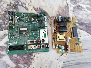 Televisore Lg 15ls1r scheda madre e scheda alimentazione funzionanti