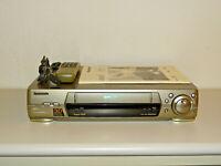 Panasonic NV-HS850 S-VHS Videorecorder inkl. FB & BDA, 2 Jahre Garantie