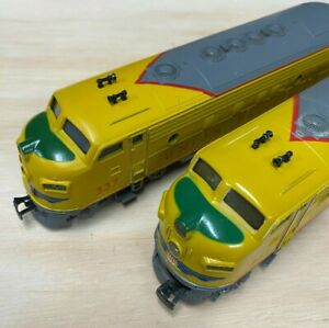 Marklin 3061 and 4061 F7 A-A.  UNION PACIFIC.  Matching B-Unit available.