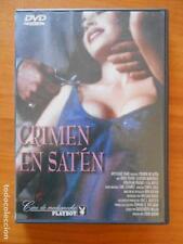 DVD CRIMEN EN SATEN (9L)