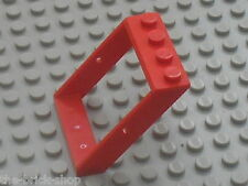 Fenetre LEGO red window roof 4447 / set 725 & 6380 Emergency Treatment Center