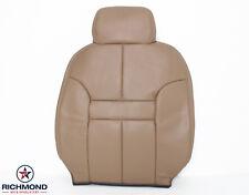 1997 Dodge Ram 3500 SLT Laramie -Driver Side Lean Back Leather Seat Cover TAN