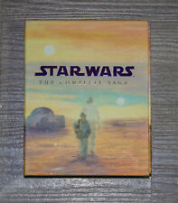 Star Wars - The Complete Saga - Anakin Skywalker Darth Vader Filme - 9 Blu Rays
