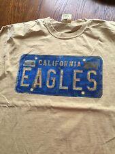 Eagles- Tour 2014 T-Shirt Size L