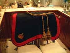 18?-Bulgaria-Royal cover Saddle -Valtrap for a horse