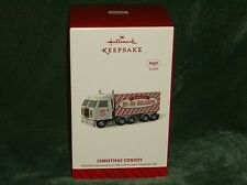 Hallmark 2014 Christmas Convoy - MAGIC Ornament - NEW    (BIN #1)