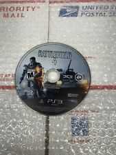 playstation 3 ps3 battlefield 4 disc only tested