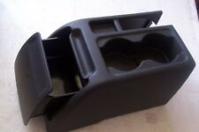 Volvo S40 V40 Centre Console Rear Section in Dark Grey 1995 to 2000 30808146