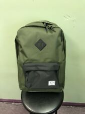 0fed4f7eeed Herschel Supply Co Heritage Forest Night Black Backpack Bag Pack Laptop New