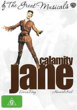 Calamity Jane (1953) (The Great Musicals) NEW DVD REGION 4 Doris Day Howard Keel