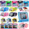 """For iPad 6th Generation 2018 9.7"""" Kids Shockproof EVA/Silicone Handle Case Cover"""
