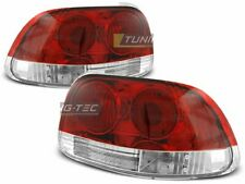 Tail Lights for Honda CRX DEL SOL 92-97 Red White WorldWide FreeShip US LTHO18 X