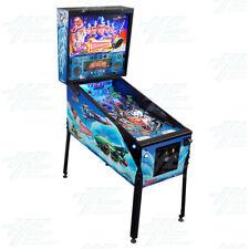 Thunderbirds Pinball Machine (12mths warranty on everything!)