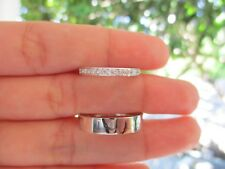 .21 Carat Diamond White Gold Wedding Ring 14k codeWR29 sepvergara