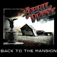 April Wine - Back To The Mansion - CD - RARE IMPORT