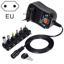 Universal AC/DC Netzteil Adapter Stecker Ladegerät Adapter 3V-12V 30W EU Stecker