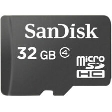SanDisk 32GB Micro SD MIcrosd SDHC Memory Card TF  For Mobile Galaxy Class 4