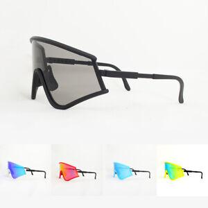 Men Women Cycling Glasses Bike Goggles Sport Bicycle Sunglasses MTB Fishing Run