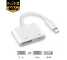 Lightning to HDMI Digital TV AV Adapter Cable for iPhone 6 7 8 Plus X XS XR iPad