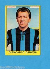 PANINI CALCIATORI 1966/67-Figurina - DANOVA - ATALANTA -Recuperata