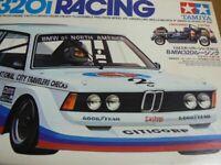 Tamiya 1/24 Scale Sports Car Series BMW 320i Racing Plastic Model Kit 24002
