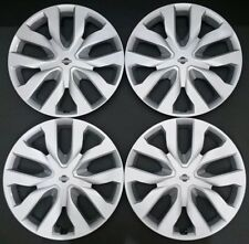 4 NEW NISSAN ROGUE HUBCAP WHEEL COVER 2014 2015 2016 2017 2018 14 15 16 17 18