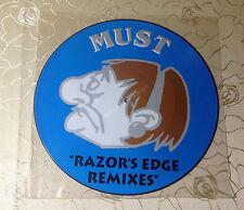 """MUST (12""""MAXI)""""GOTTA GET LOOSE (RAZOR´S EDGE REMIXES)""""[UK SUSSR 011 PICTURE DISC"""