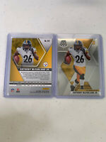 2020 Mosaic Anthony McFarland Jr Rookie Card #237 STEELERS LOT OF 2