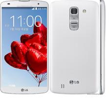"""Débloqué Téléphone LG G Pro 2 F350 5.9"""" Quad-core 13.0MP 4G LTE 32GB NFC - Blanc"""