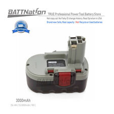 18V Extended 3.0AH Ni-Mh Battery for Bosch 13618 15618 1644-24 1646K 1659K 1662