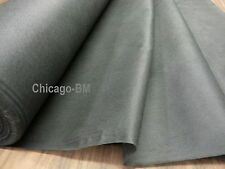 """30 Feet(10 yd) Celestra Accord Black.Bottom Cloth Dust Cover 36"""" Wide Upholstery"""