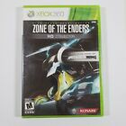 Zone of the Enders  HD Collection XBOX 360 Brand New Factory Sealed