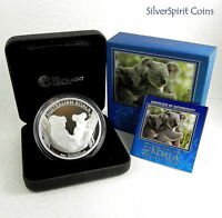 2011 AUSTRALIA KOALA SERIES 5oz Silver Coin in Box