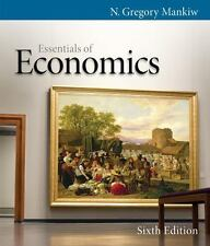 Essentials of Economics, by Mankiw, 6th Edition