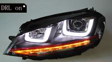 LED DRL VW Golf 7 MK7 5G LHD 2013-2017 Fari Lampada frontale Faro alogeno