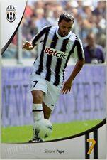 Cartoncino Juventus Stagione 2011/12 – Simone Pepe