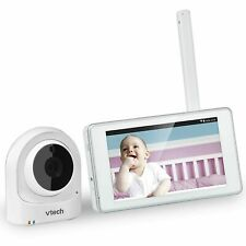 "Vtech Vm981 Wireless Hd WiFi Video Baby Monitor 5"" Touch Screen + Camera"