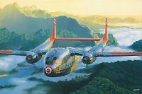 Fairchild C-119C, Boxcar << Roden #321, 1:144 scale