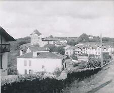 ESPELETTE c. 1935 - L'Église Le Village  Pyrénées-Atlantiques Div 4616
