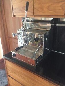 Izzo My Way Pompei One Group Lever Espresso  Coffee Maschine