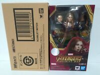 NEW Bandai Tamashii S.H.Figuarts Avengers Infinity War Scarlet Witch US SELLER
