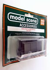 Model Scene 1/76 HO OO Scale - 5007 Bus Stop & Shelter For Diorama Trains etc