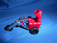 PADDED CHAIR RECLINER Toy Custom Mini Plastic Tricycle TRIKE Kinder MOTORCYCLE
