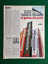 PV7 Pubblicità Advertising Werbung (1970) 34x27 - BROOKLYN PERFETTI CHEWING GUM