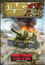 Flames of War: Stalin's Onslaught Supplement - NEW OOP