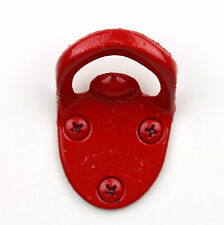NEW CLASSIC RED STARR X WALL MOUNTED BEER BOTTLE OPENER BAR DECOR  WITH SCREWS