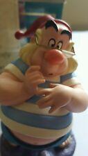 """WDCC Peter Pan Mr. Smee """"Oh dear, dear, dear."""" MIB W/COA"""